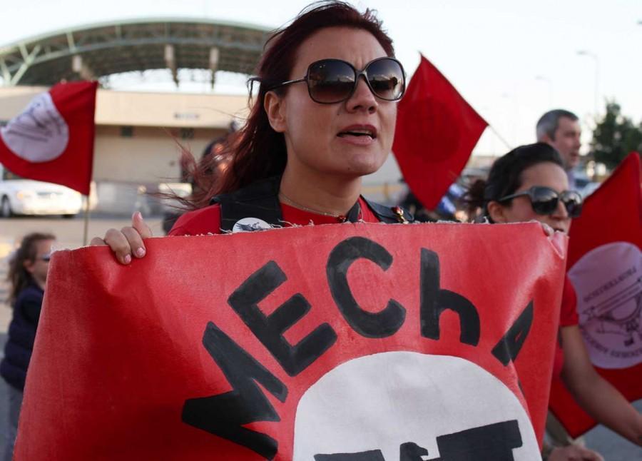 Annual César Chávez Day march ends in celebration