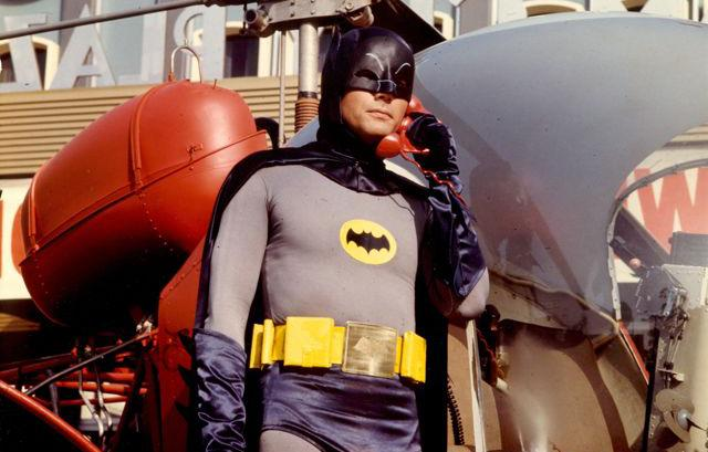 Adam West, as seen in the 1960's Batman television series will appear at this years El Paso Comic Con, on April 15.