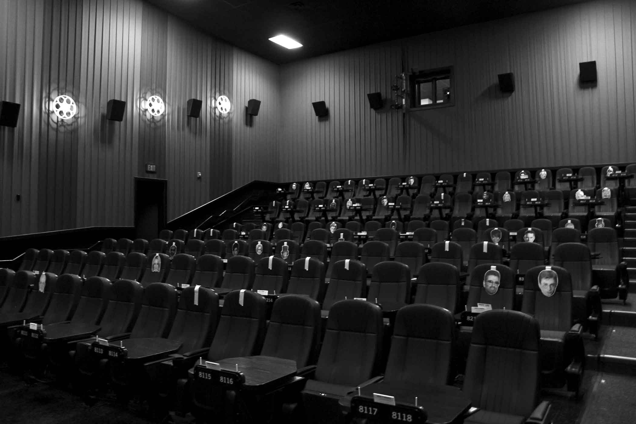 The Alamo Drafthouse is located at 250 E. Montecillo in west El Paso and will officially open on May 6.