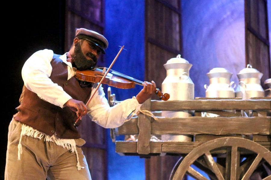 "The musical ""Fiddler on the Roof,"" will run at The UTEP Dinner Theatre from April 15 to May 8."