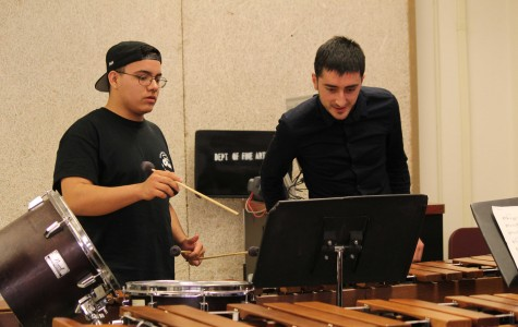 Institute of Percussive Arts prepares high school students for college
