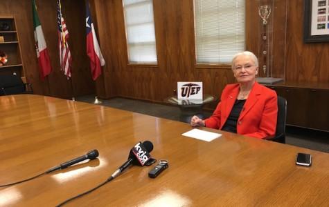 UTEP promotes scholarship with Durango partnership