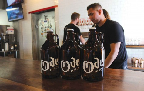 Growlers a green alternative to aluminum cans and glass bottles