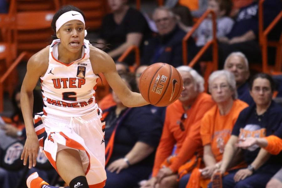 Former Miners' guard Cameasha Turner will pursue a law degree at the University of Notre Dame.