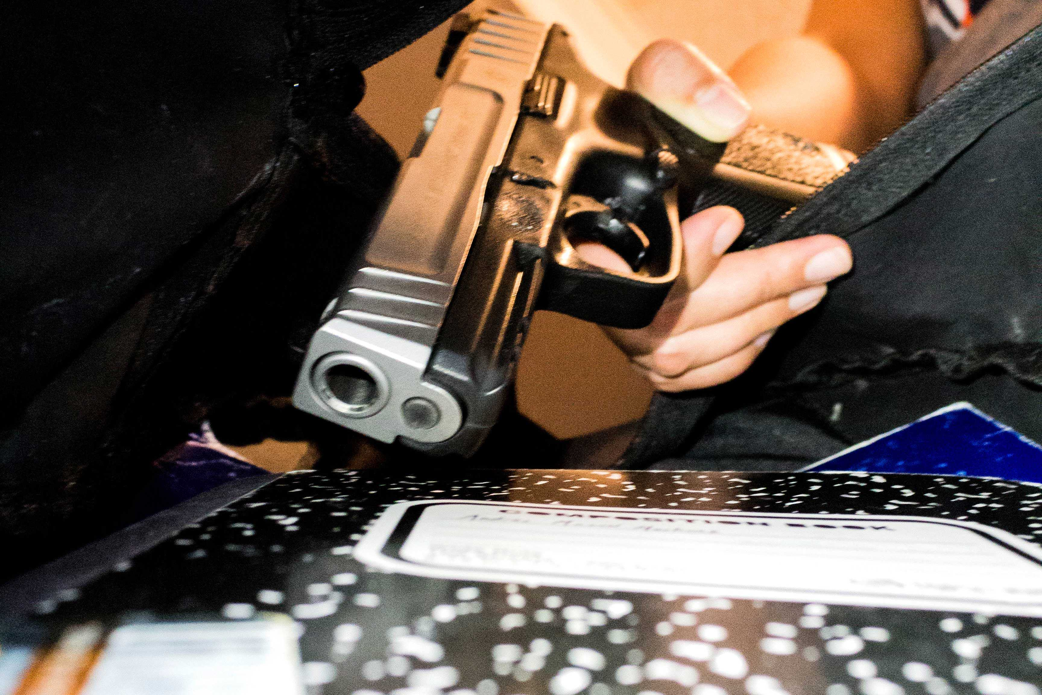On Aug.1, UTEP will officially be a concealed carry campus.