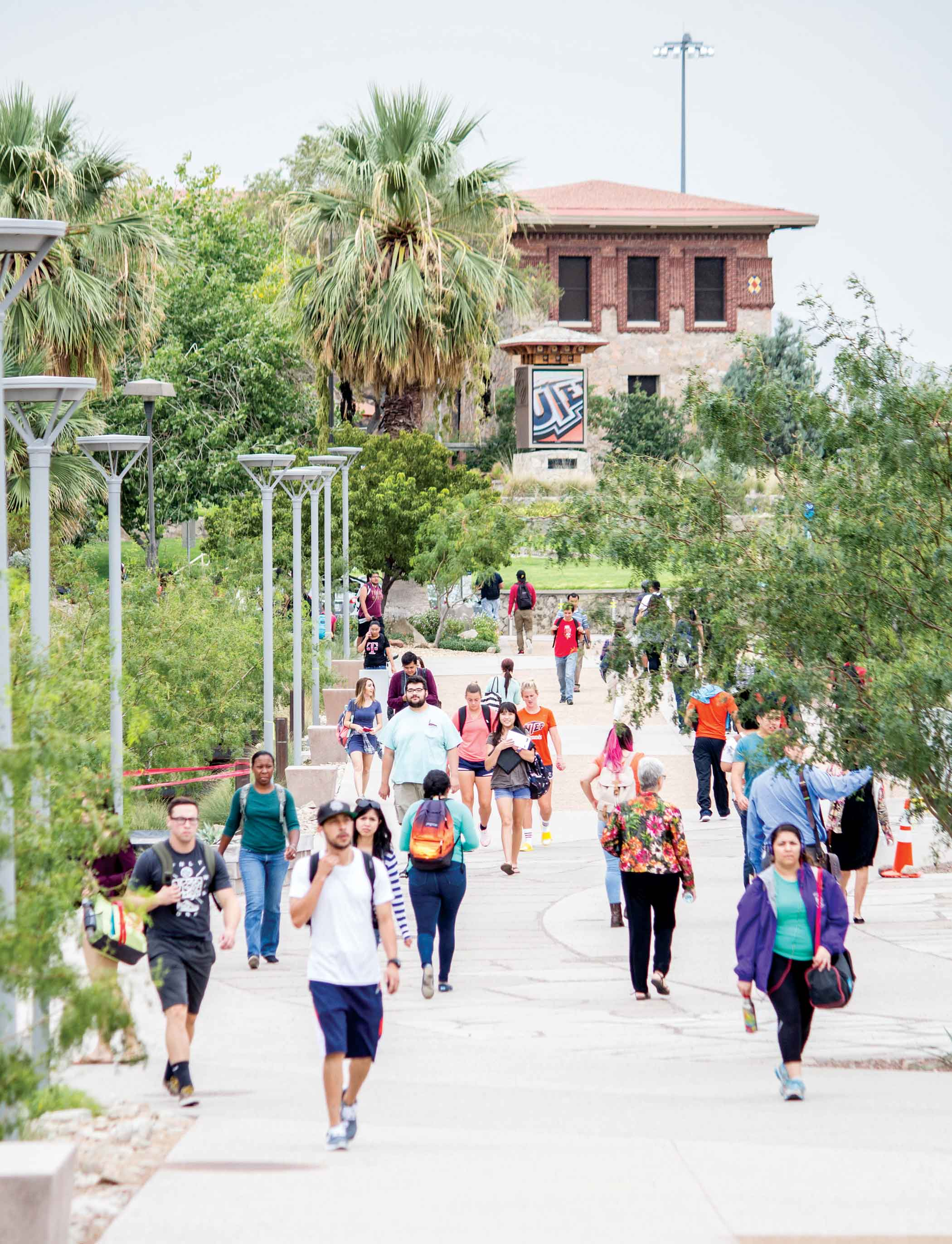 UTEP received outstanding feedback from The Southern Association of Colleges in their report released every 10 years.