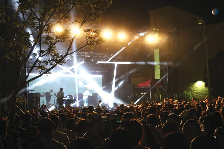 The sixth-annual Neon Desert Music Festival will be held May 28 and May 29 in downtown El Paso.