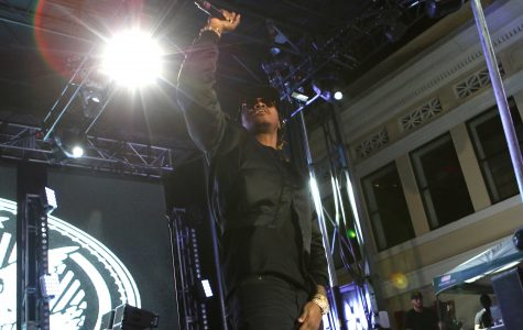 Rapper Future performs at Neon Desert Music Festival on Sat May 28 in downtown El Paso.