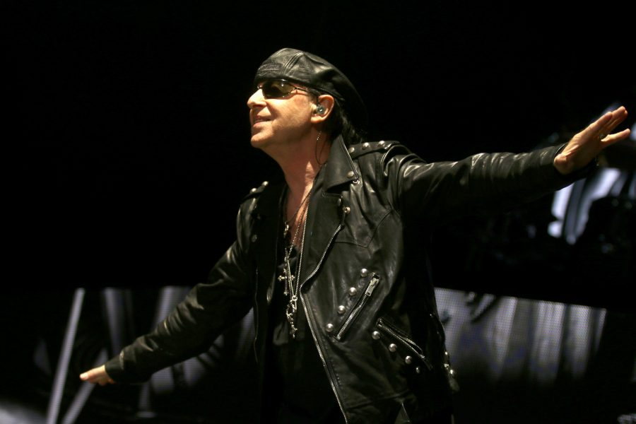 Rock band The Scorpions perform Tuesday, May 24, at the Don Haskins Center.