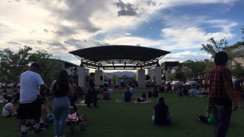 Music Under the Stars closes its season