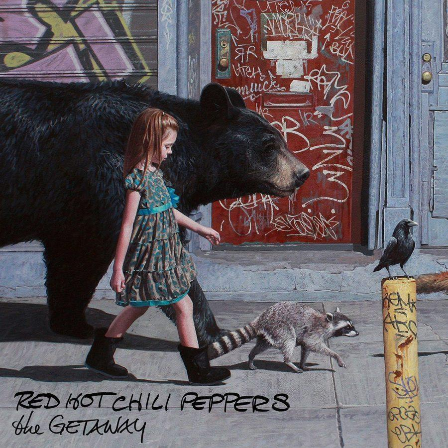 Red Hot Chili Peppers' new album a 'dark necessity'