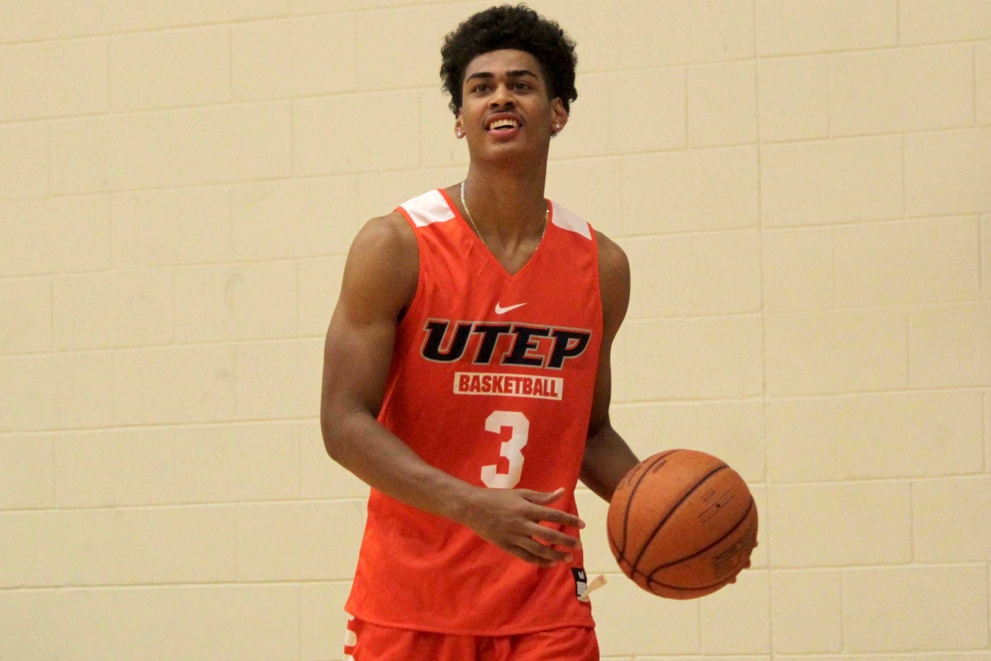 Tim Cameron claims he grew as a player and now is ready for competing at the Conference USA level.