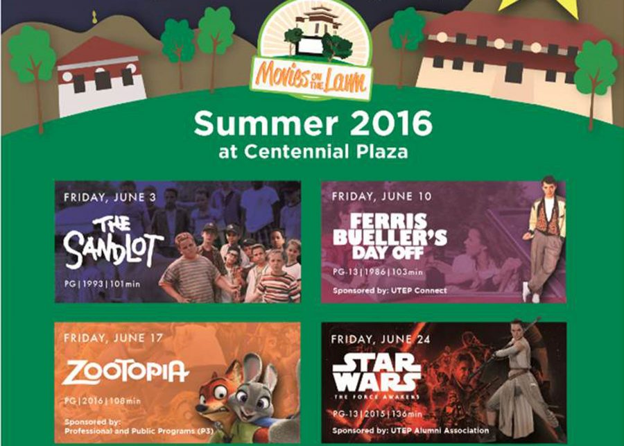 Movies on the Lawn returns for the summer