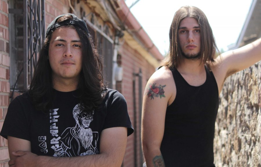 Local El Paso band A Thief Named Time feels they've reached their career high playing at Tricky Falls this past Saturday, July 9.