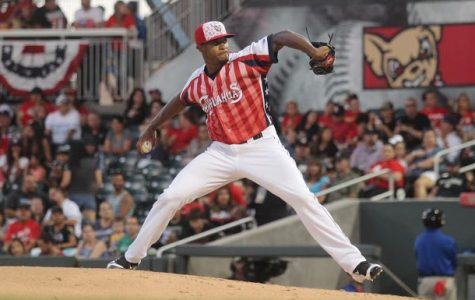 Starting pitcher Bryan Rodriguez pitched eight innings only allowing one run against the Reno Aces.