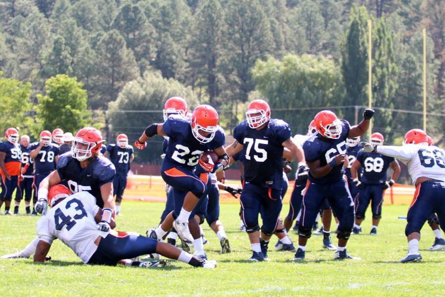UTEP+football+team+will+head+to+summer+training+camp+in+Ruidoso%2C+NM%2C+on+Aug.+3.