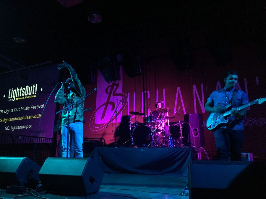 First annual Lights Out Music Festival brings local talent to Buchannans