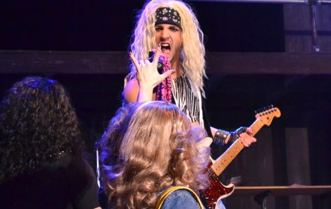 'Rock of Ages' returns to UTEP