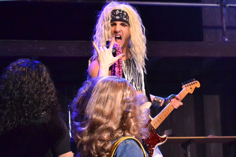 Due to popular demand, the UTEP Dinner Theatre will bring back their hit musical 'Rock of Ages' live on stage July 8-24.