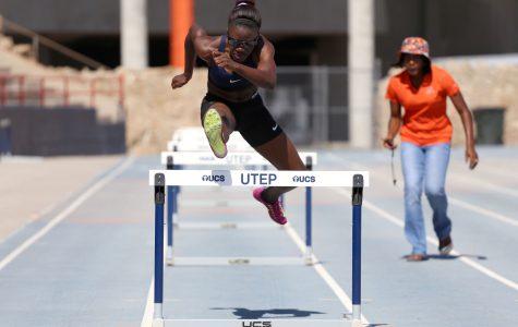 Sophomore sprinter Tobi Amusan will represent her home country, Nigeria, at the 2016 Olympics in Rio de Naneiro, Brazil.