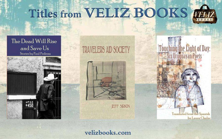 Veliz Books brings contemporary literature to the borderland