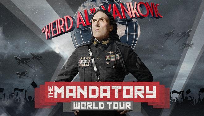 'Weird Al' Yankovic to bring  comedic relief to El Paso