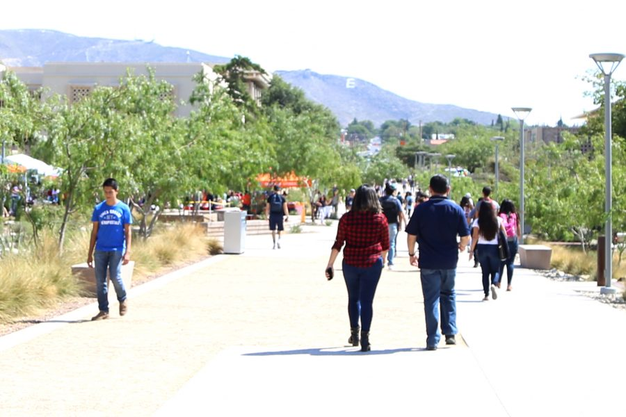 UTEP+enrollment+raises+university-wide+questions
