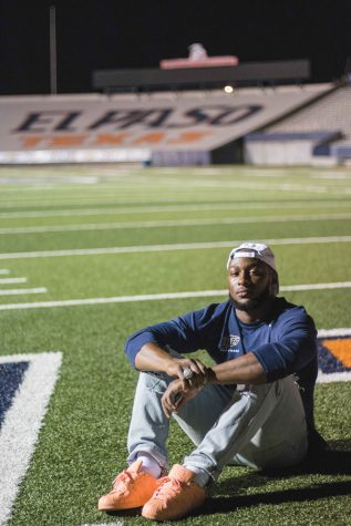 Junior running back Aaron Jones will return against New Mexico State on Saturday Sept. 3, at the Sun Bowl Stadium.