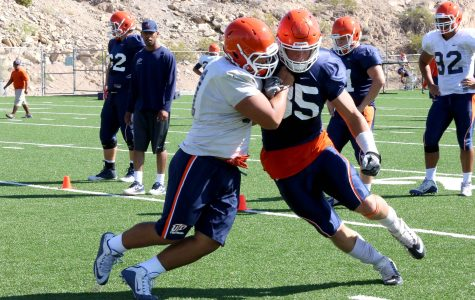 UTEP football squad squad wrapped up their final week of scrimmage and the team will prepare for NMSU on Sept. 3.