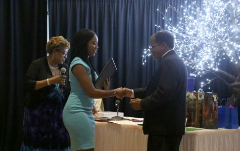 UTEP student awarded NAACP scholarship