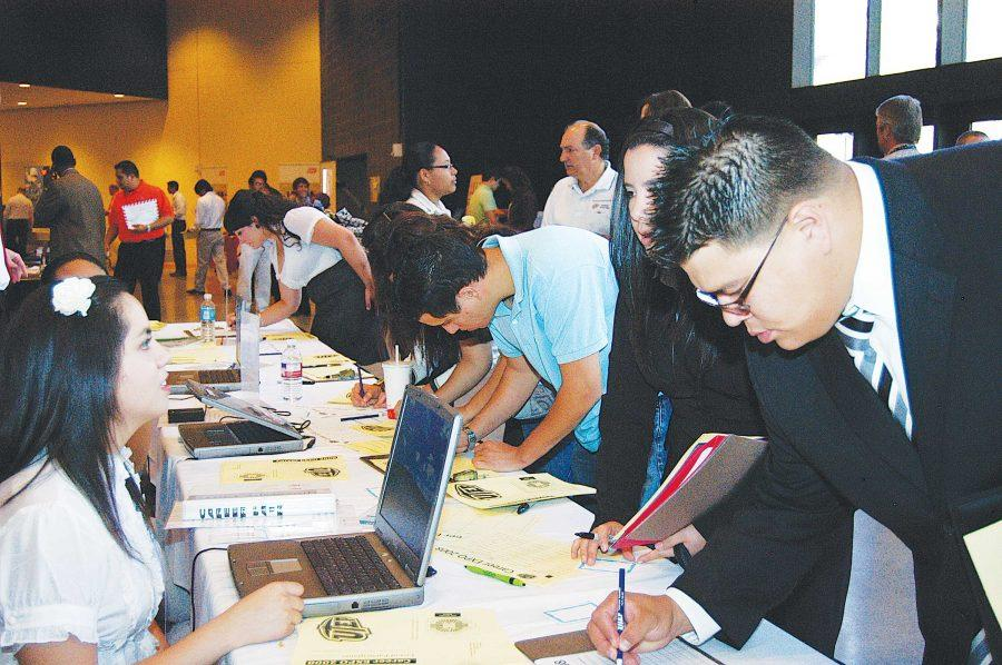 The Graduate & Professional Schools Fair will take place Oct. 4 from 10 a.m.-2 p.m. on the third floor at Union East.