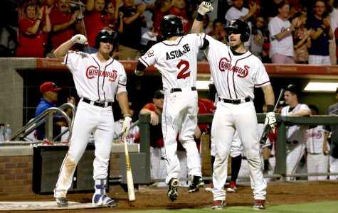 Chihuahuas blow past Oklahoma City in game two