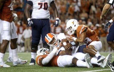 Longhorns' speed and power too much for Miners in 41-7 loss