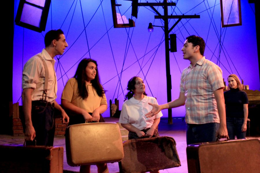 The House on  Mango street will run at the Wise Family Theatre Sept. 29 through Oct. 2.