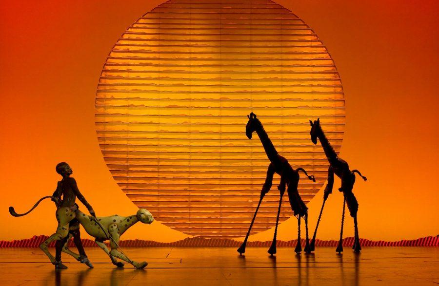 Broadway in El Paso brings 'The Lion King' to 2017-18 season