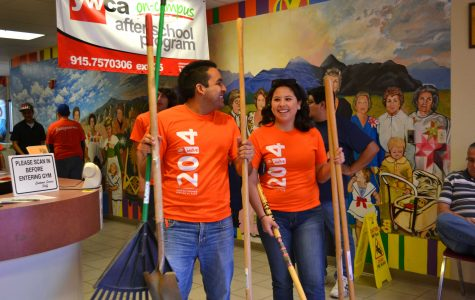 UTEP surpasses the one million mark for community service hours this year