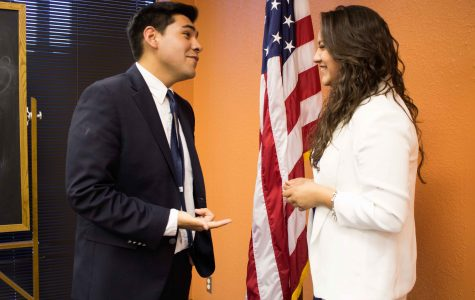UTEP's College Republicans stick to candidate
