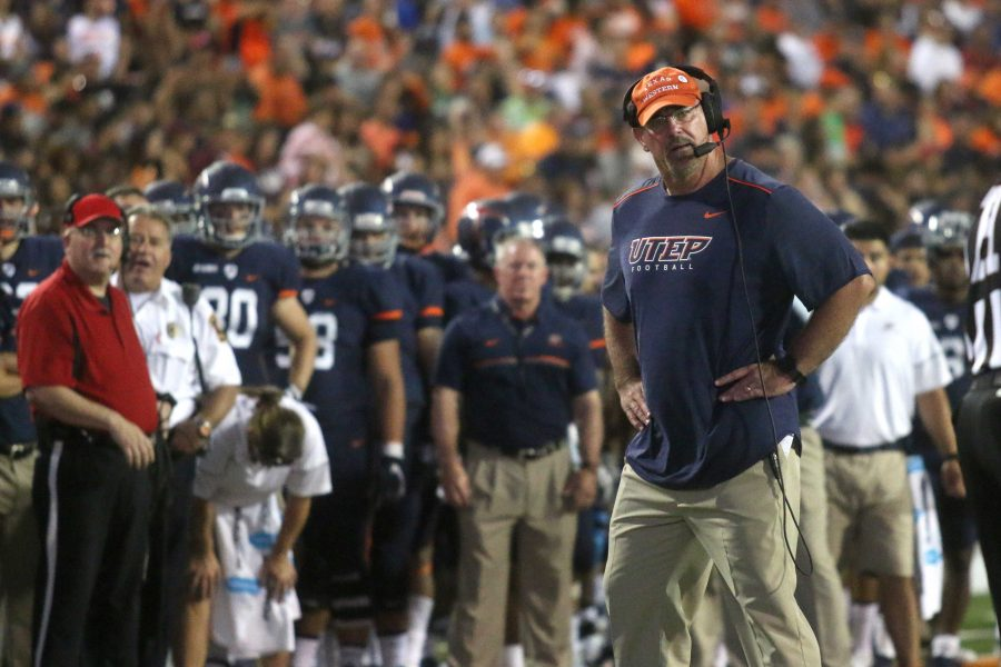 Miners travel to Austin to face UT