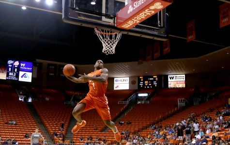 UTEP will debut their 2016-17 season on Sunday, Oct. 30, against Southeastern Oklahoma State.