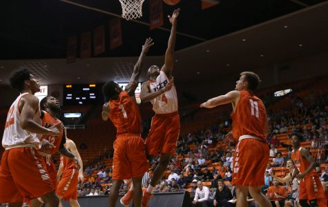 UTEP men's basketball loses Adrian Moore