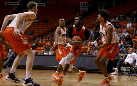 Miners preview season at annual scrimmage
