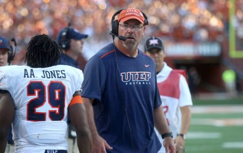 Sean Kugler's time with UTEP is running out