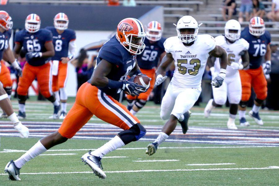 The UTEP Miners need to win four of their last five games to qualify for bowl eligibility.