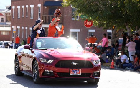 UTEP does away with annual homecoming parade