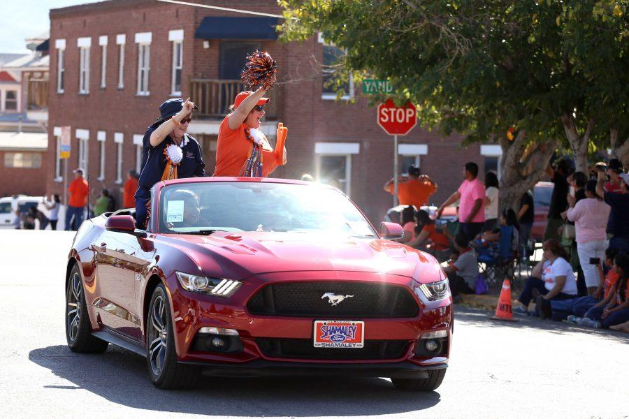UTEP+does+away+with+annual+homecoming+parade