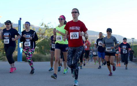 7th annual miner dash kicks off homecoming week