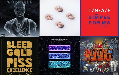 The weekend's newest albums reviewed: Kings of Leon, The Game and more