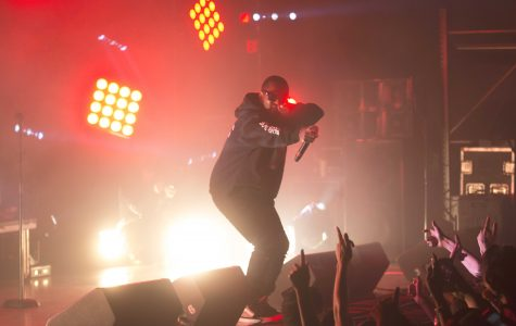 Schoolboy Q makes second time in El Paso memorable