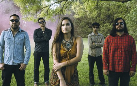 Juárez-El Paso based band The Chamanas nominated for a Latin Grammy