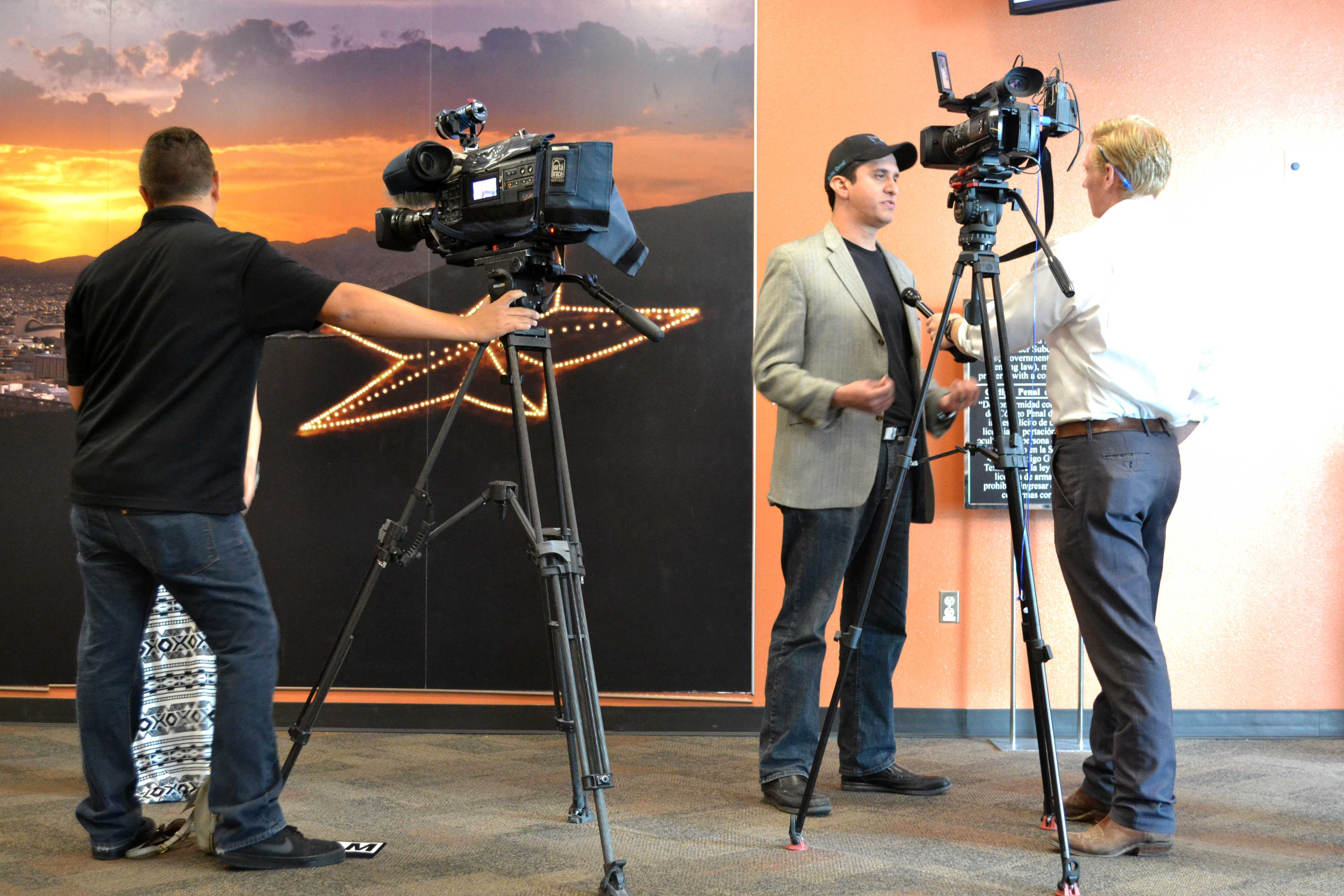 Filmmakers in El Paso see the economic growth from film productions when filming in other cities and want to bring that to the Sun City.